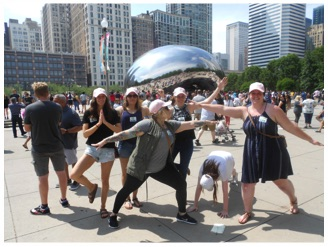 chicago scavenger hunts